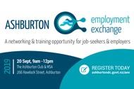 Image for event: Ashburton Employment Exchange