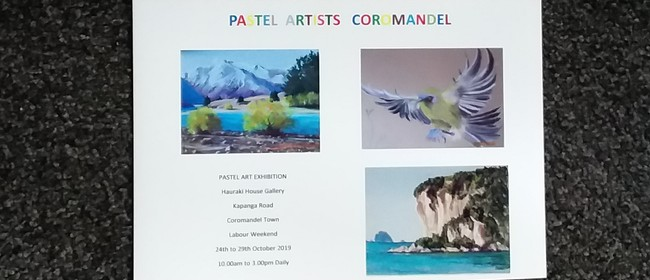 Pastel Art Exhibition