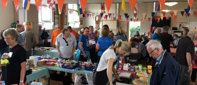 Holland House Market Day