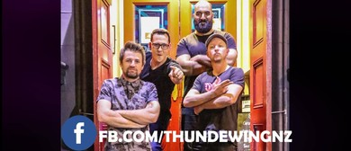 Thunderwing - Auckland's Rock Cover Band