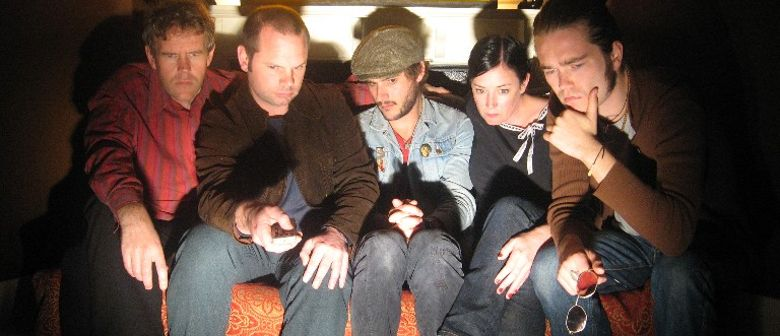 The Broken Heartbreakers South Island Tour