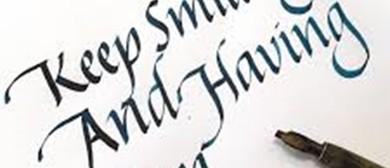 Calligraphy - Italic Script