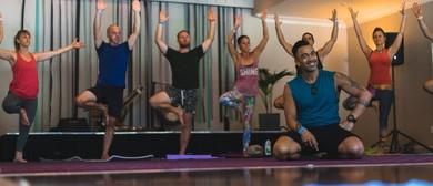 Te Ao Māori Awhi Yoga Class
