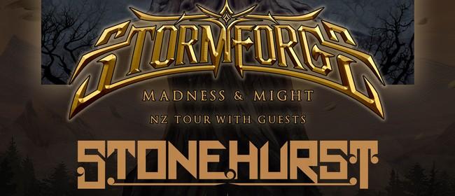 Stormforge NZ Tour