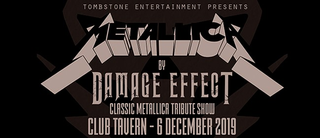 Metallica Tribute by Damage Effect