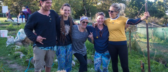 Experience Permaculture & Yoga