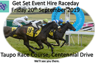 Image for event: Get Set Event Hire Race Day