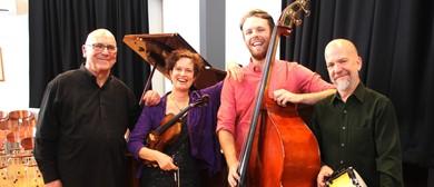 Classical Jazz Quartet at Rippon