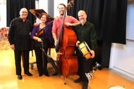 Image for event: Classical Jazz Quartet at Rippon