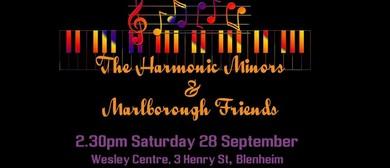 The Harmonic Minors and Marlborough Friends
