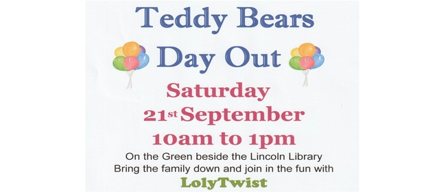 Teddy Bear's Day Out