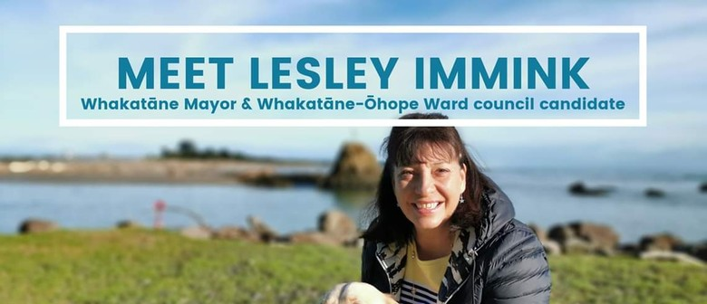 Meet the Candidate: Lesley Immink