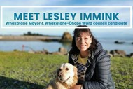 Image for event: Meet the Candidate: Lesley Immink