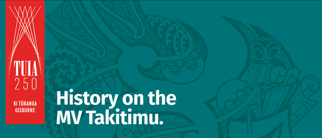 History on the MV Takitimu