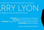 Image for event: An Evening with Harry Lyon