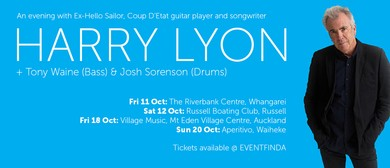 An Evening with Harry Lyon