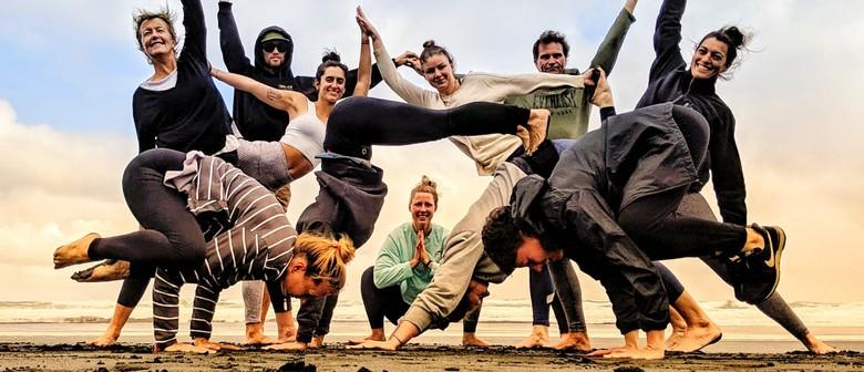 300 Hour Hatha Vinyasa Yoga Teacher Training