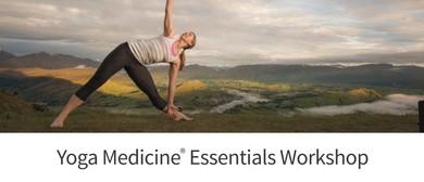 The Yoga Medicine Essentials Workshops