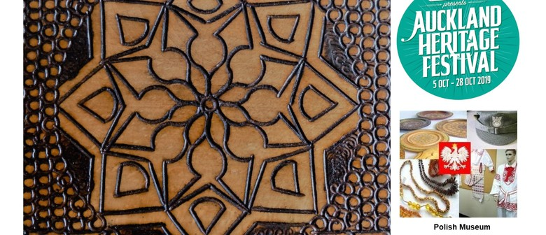 Auckland Heritage Festival: Objects en Route – Exhibition