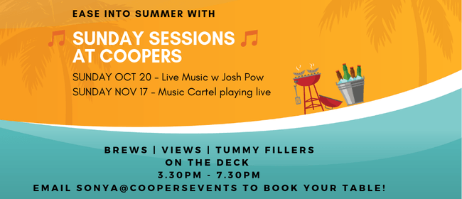 Ease Into Summer Sunday Sessions