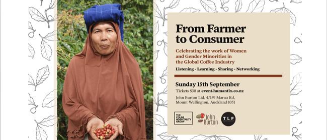 Farmer to Consumer: Women and Gender Minorities in Coffee