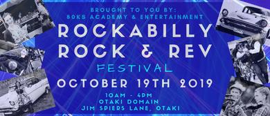 Rockabilly Rock & Rev Festival 2019