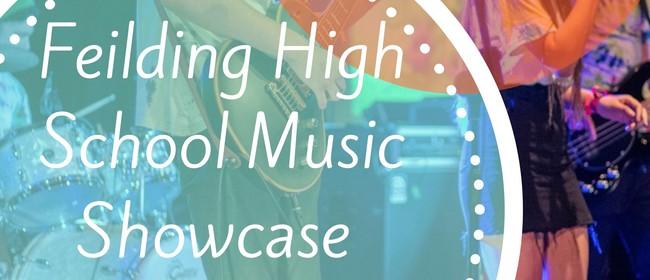 Feilding High School Music Showcase