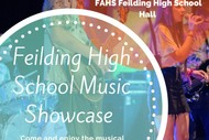 Image for event: Feilding High School Music Showcase