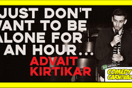 Image for event: I Just Don't Want to Be Alone for An Hour