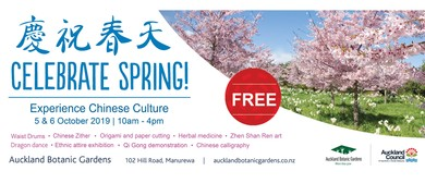 Celebrate Spring - Experience Chinese Culture
