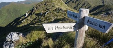 Mt Holdsworth Family Bushwalk