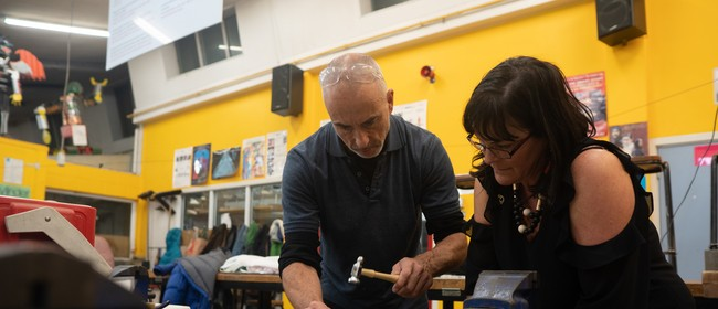 Jewellery Making - Stone Setting Workshop