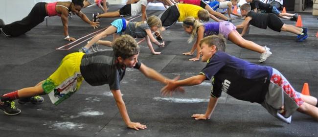 Kids& Teen Fitness Class