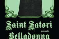 Image for event: Saint Satori - Belladonna Debut Album Release Show