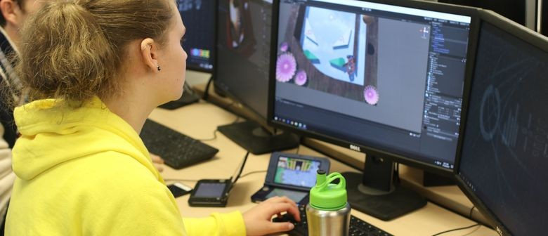 Game Design - Yoobee School Holiday Programme