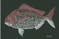 Image for event: Evolvement: Pen & Ink Drawings by Vivian McKenna