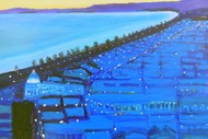 Night Gallery; Paintings by Napier artist Paul Soanes