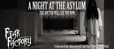 Fear Factory A Night At The Asylum