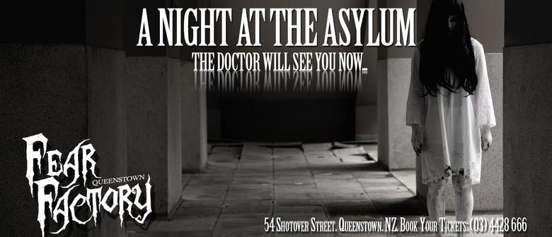 Fear Factory A Night At The Asylum