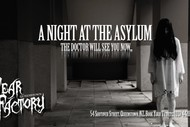 Image for event: Fear Factory A Night At The Asylum