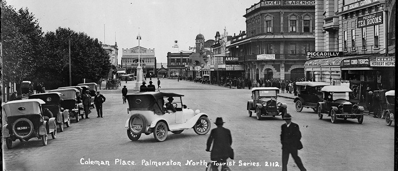 Auckland Heritage Festival: The growth of New Zealand Towns