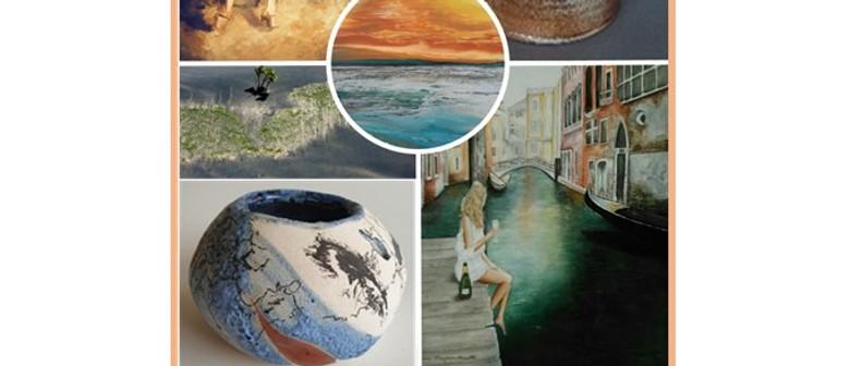 Raglan Art With Risk Exhibition - Hamilton - Eventfinda