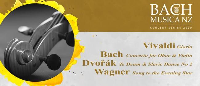 BMNZ: Vivaldi, Bach, Dvořák & Wagner