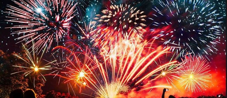 Rolleston Fireworks 2019