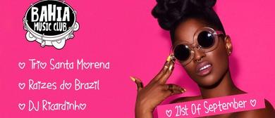 Samba and Brazilian Beats Sessions