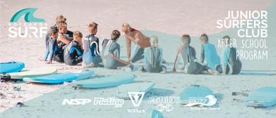 Junior Surfers Club - After School Program