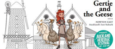Auckland Heritage Festival: Gertie and The Geese Book Launch
