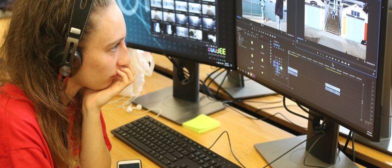 Film Editing - Yoobee School Holiday Programme
