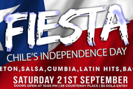 Image for event: Latin Party Fiesta at The Grand