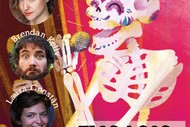 Image for event: Spanglish Comedy